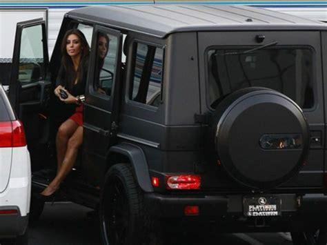 los autos de kim kardashian atraccion