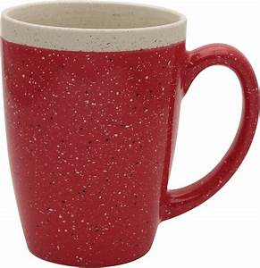 Spruce, Bulk, Custom, Printed, 16oz, Speckled, Glaze, Exterior, Finish, Coffee, Mug