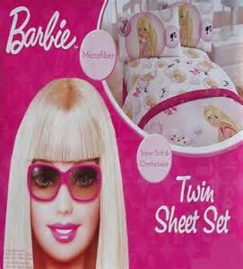 Barbie Twin Bedding Sets