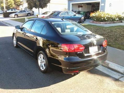 Buy Used 2012 Vw Jetta Tdi 2.0 Turbo Diesel In Irvine