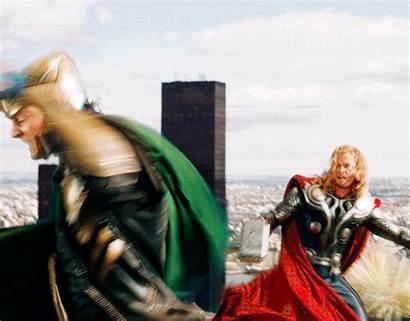 Thor Loki Witch Scarlet Vs Strongest Avengers