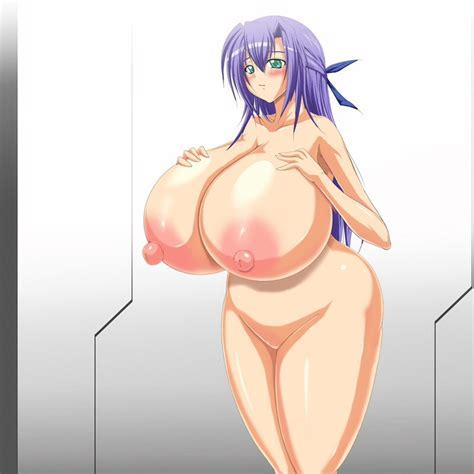 Oppai Appreciation Dump Purple Hair Edition Hentai Hq