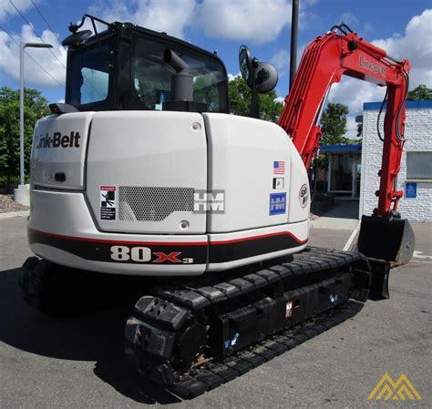 link belt   spin ace excavator  sale lbx excavators dozers  machinemarket