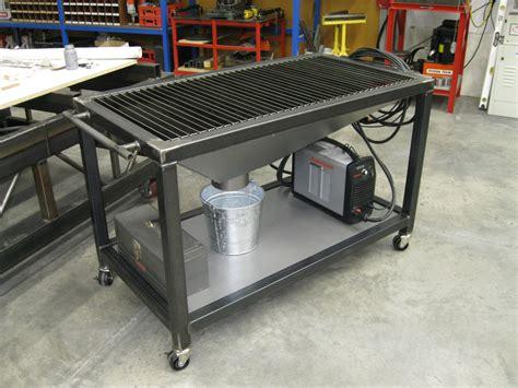 steel welding table plans pdf diy steel welding bench plans download storage
