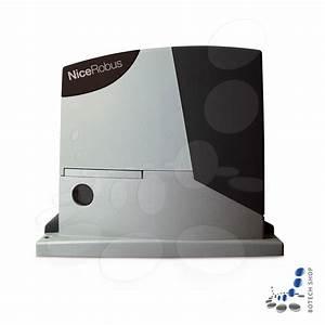 Nice Robus 400 : nice robus 400 moteur 24v pour les portails coulissants ~ Melissatoandfro.com Idées de Décoration