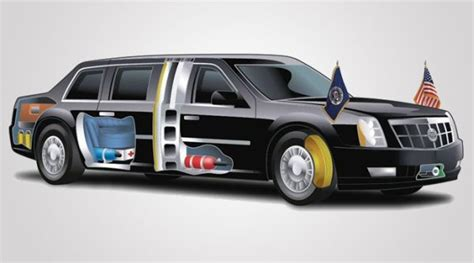 Limousine Cost by The Presidential Limousine Cost 1 5 Million To Make And