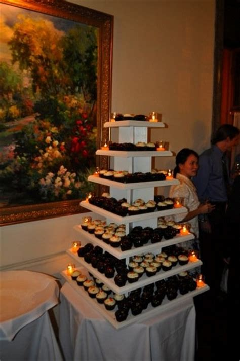 cupcake wedding stand  sale unique wooden tiered