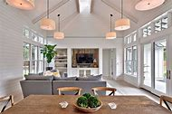 Modern Farmhouse Family Room