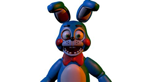 Another Alternate Toy Bonnie Jumpscare