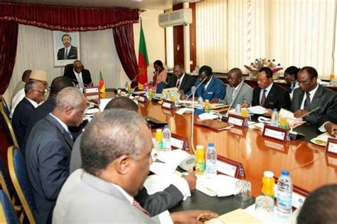 cabinet de conseil actuariat cameroun politique avant le discours de paul biya 224 la nation le premier ministre philemon