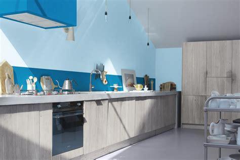 cuisine bleu clair credence cuisine noir et blanc 2 pour la cuisine un bleu clair rafra238chissant rehauss233