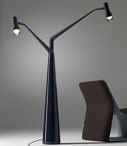 Floor lamps in modern and contemporary design founterior for Modern floor lamp melbourne