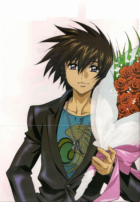 gambar tokoh anime terganteng vampire ganteng gak bisa