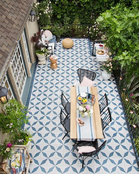 Porch Tiles by The Pros And Cons Of Concrete Tiles Diy