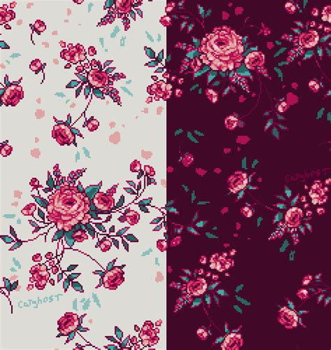 Download beautiful, curated free backgrounds on unsplash. Floral-patterns in pink by catghost on DeviantArt