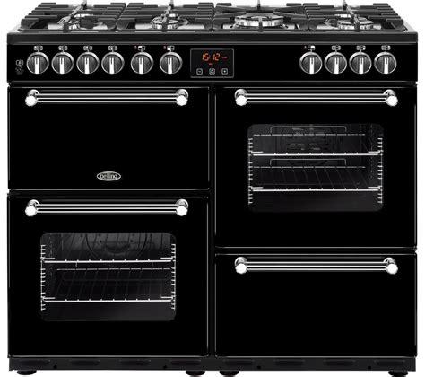 buy belling kensington dft dual fuel range cooker