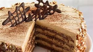 nougat torte mit walnüssen rezept