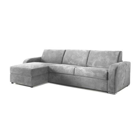 canapé lit coffre canapé lit d 39 angle avec coffre réversible tissu prix bas