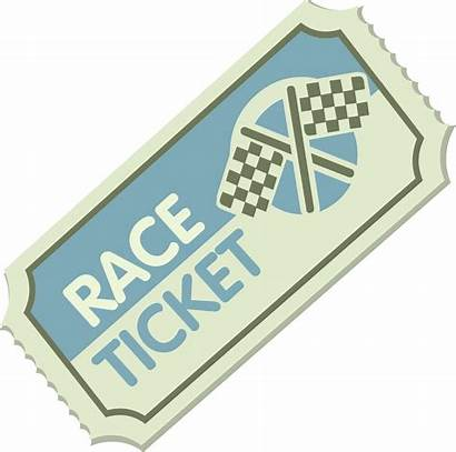 Ticket Clipart Race Transparent Misc Racing Clip