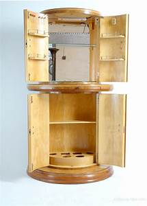 Art Deco Cocktail Cabinet By Harry & Lou Epstein ...