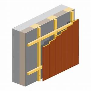 Pose Lambris Horizontal Commencer Haut : comment choisir son bardage mba bois et construction ~ Premium-room.com Idées de Décoration