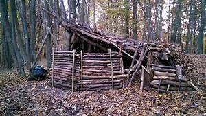 Hütte Im Wald Bauen : bushcraft reflektor windschutz und w rmereflektion zum wohlf hlen im wald youtube ~ A.2002-acura-tl-radio.info Haus und Dekorationen