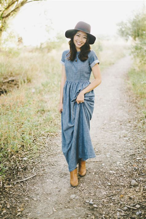 shabby apple chambray dress sunday best a giveaway with shabby apple life is beautiful