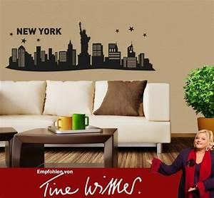 Www Klebefieber De Wandtattoos : wandtattoo new york city skyline wandsticker ~ Markanthonyermac.com Haus und Dekorationen