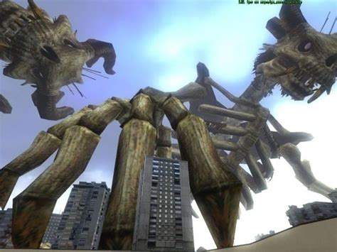 giant monster attacks image garrys mod mod db