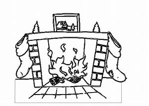 Fireplace, Clipart, 2, Image, 36605