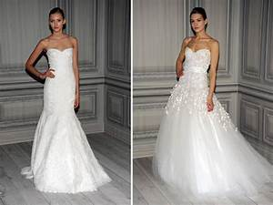 monique lhuillier lace mermaid ball gown wedding With mermaid ball gown wedding dresses