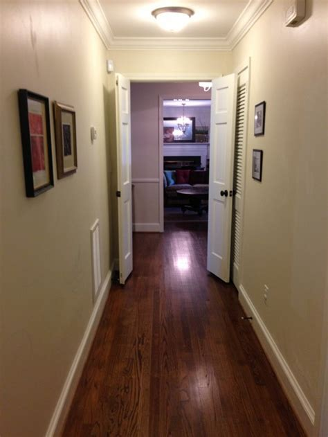 paint color for hallway with no light narrow hallway no windows and no light help