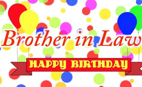 birthday wishes  brother  law birthday messages wishesmsg