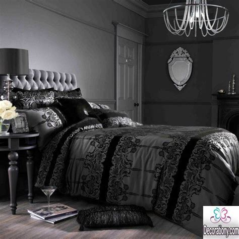 decoration chambre baroque 13 fabulous black bedroom ideas that will inspire you