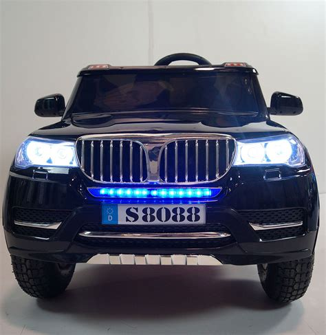 Buy Bmw Black S8088 Battery Kids Ride On Car At Best Price