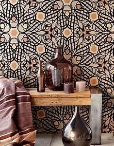 Papier Peint Deco : comment bien choisir son papier peint pour les pi ces ~ Voncanada.com Idées de Décoration