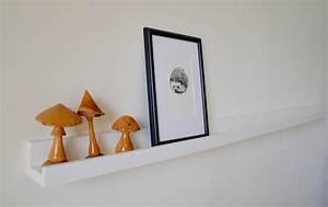 Etagere Cadre Photo : la petite verri re l 39 tag re fine murale porte cadres tuto ~ Teatrodelosmanantiales.com Idées de Décoration