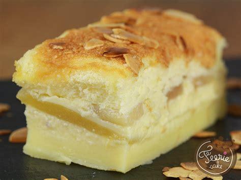 la cuisine d amandine gâteau magique féerie cake