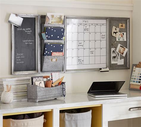 Office Wall Organizer by Decorated Mantel Home Office Ideas For Small Spaces