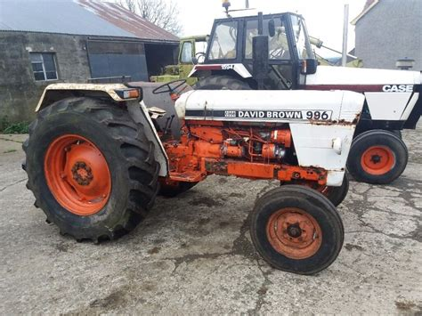 david brown case  tractor  sale  ballymoney