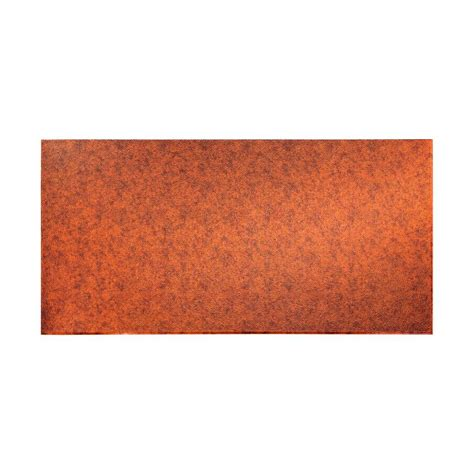 Fasade Decorative Thermoplastic Panels by Fasade 96 In X 48 In Hammered Decorative Wall Panel In