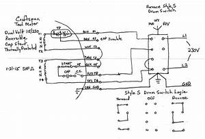 I Am New To This Forum And Need Some Help Wiring A Single Phase Drum Switch On Lathe