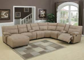 Sears Sectional Sofas by Reclining Sectional Sofa For Your Living Room S3net