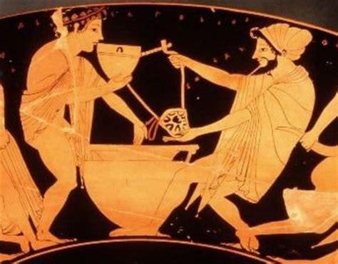 alimentazione antica grecia le anfidromie in grecia