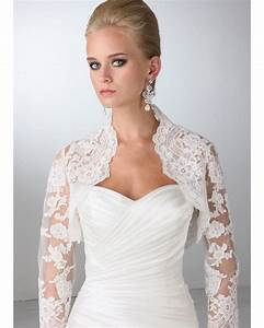 Online get cheap lace jacket for wedding dress aliexpress for Wedding dresses with jackets