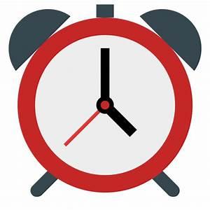 File:Icons8 flat alarm clock.svg - Wikimedia Commons