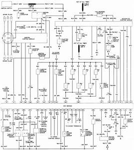 Wire Diagram 1995 Ford Taurus