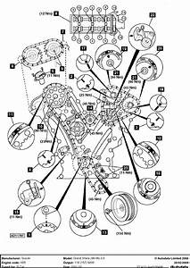 I Am Replacing The  1 Timing Chain Adjuster On My 2001 Suzuki G Vitara 2 5 V6 24v 4 Cam  Chain