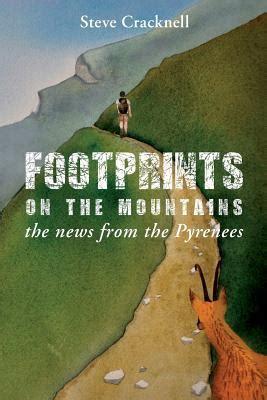 footprints   mountains  news   pyrenees  steve cracknell