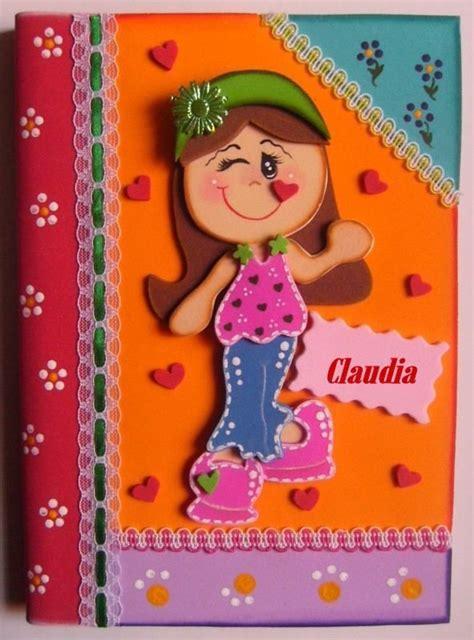 de folder decorados imagui cuadernos foam crafts ornaments y ornaments